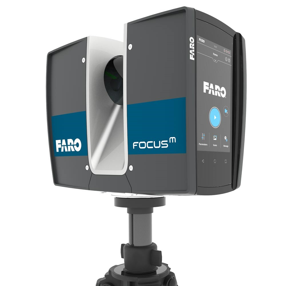 Faro LiDAR Sales sheet picture